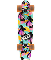 Globe X Neff Palms Bantam 24.0 Complete Cruiser Skateboard