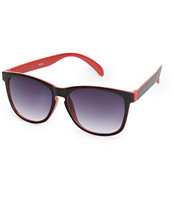 Glove Black & Red Classic Sunglasses