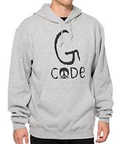 Gnarly G-Code Hoodie