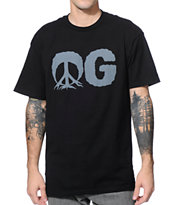 Gnarly OG Black Tee Shirt