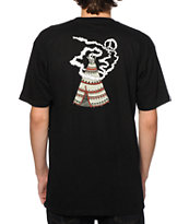 Gnarly Teepee Smoke T-Shirt