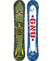 Gnu Danny Kass 153cm Mid Wide Snowboard