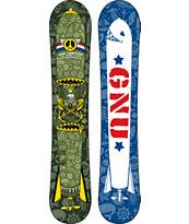 Gnu Danny Kass 158cm Mid Wide Snowboard