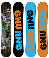 Gnu Riders Choice C2 PBTX 162 Wide 2014 Snowboard
