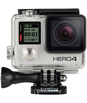 GoPro Hero 4 Silver HD Camera