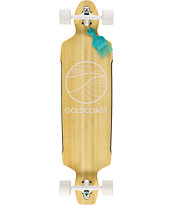 Gold Coast Bamboo 40.5 Drop Through Longboard Complete