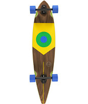 Gold Coast Brazil Goal 40 Pintail Longboard Complete