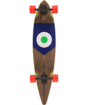 Gold Coast Italy Goal 40 Pintail Longboard Complete