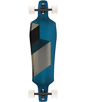 Gold Coast Matrix Drop Through 38 Longboard Complete