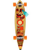 Gold Coast Origin 40 Pintail Longboard Complete