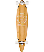Gold Coast The Classic Bamboo Floater 44 Longboard Complete