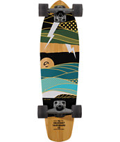 Gold Coast The Salvo 7.5 Mini Cruiser Complete Skateboard