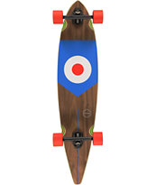 Gold Coast USA Goal 40 Pintail Longboard Complete