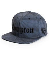 Gold Compton Tie Dye Snapback Hat
