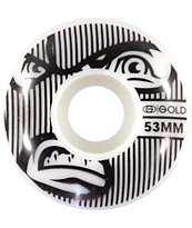 Gold Goons 53mm Skateboard Wheels