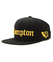 Gold Wheels Compton Snapback Hat