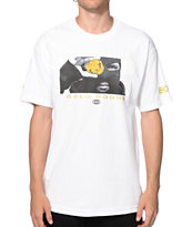 Gold Wheels Heist Tee Shirt