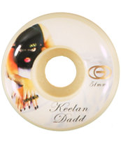 Gold Wheels Keelan Van Styles 54mm Skateboard Wheels