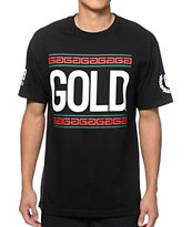 Gold Wheels Night Goon T-Shirt