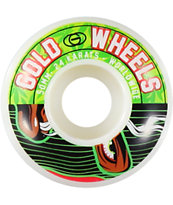 Gold Wheels Smokin Goons 50mm Skateboard Wheels