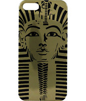 Golden King iPhone 5 Case
