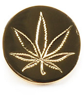 Good Worth & Co Weed Pin