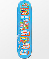 Goodwood Aloha 8.0 Skateboard Deck