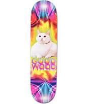 "Goodwood Cat Explosion 8.25"" Skateboard Deck"