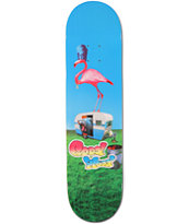 Goodwood Flamingo 8.0 Skateboard Deck
