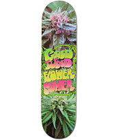 Goodwood Flower Power 8.0 Skateboard Deck