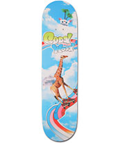 Goodwood Giraffe 8.0 Skateboard Deck