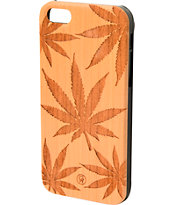 Goodwood NYC 420 Allover Cherry Wood iPhone 5 Case