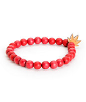 Goodwood NYC Mini Leaf Bracelet