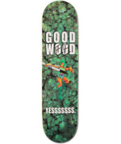 Goodwood Yes 8.0 Skateboard Deck