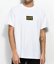 Gosha x Mumiy Troll Script White T-Shirt