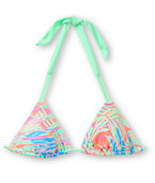 Gossip Ibiza Queen Triangle Bikini Top