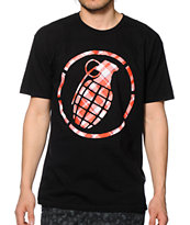 Grenade Caddy Stenz Tee Shirt