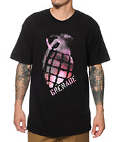 Grenade Galaxy Art T-Shirt