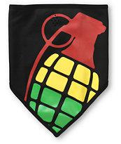 Grenade Halfdana Rasta Bomb Face Mask