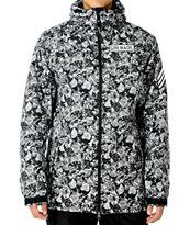 Grenade Shrapnel 10K Black Men's Snowboard Jacket