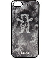 Grizzly 3D Smoke Bear iPhone 5 & 5s Case