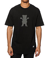 Grizzly 3M Bear Logo T-Shirt