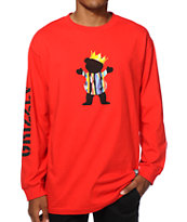 Grizzly Felipe Gustavo Long Sleeve T-Shirt