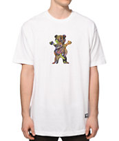 Grizzly Fruity Pebble Kush OG Bear T-Shirt