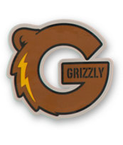 Grizzly G-Logo Sticker