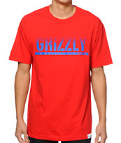 Grizzly Gradient Stamp T-Shirt