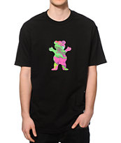 Grizzly Marble Tie Dye OG Bear T-Shirt