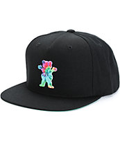 Grizzly OG Bear Tie Dye Snapback Hat