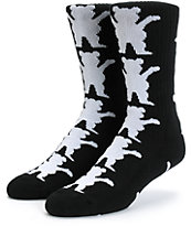 Grizzly Repeat Crew Socks