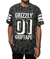 Grizzly Springfield Camo Bowl T-Shirt